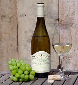 domaine de champarloux beaujolais blanc