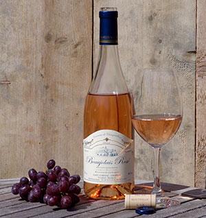 domaine de champarloux rose